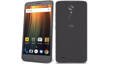 ZTE's new 6-inch Max XL smartphone comes with Android 7