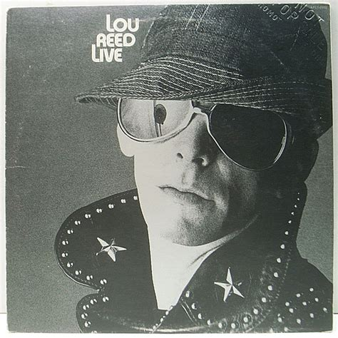 LOU REED / Live (LP) / RCA Victor   WAXPEND RECORDS