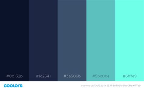 25 Beautiful Colour Palettes To Use In Your Next Design
