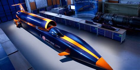 America's Time To Build A Land Speed Record Car - News