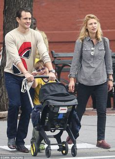 Rupert Friend and Claire Danes